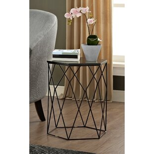 Great Price Element Geometric End Table By Elle Decor