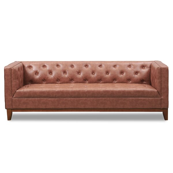 Tricia Chesterfield Sofa by Ivy Bronx