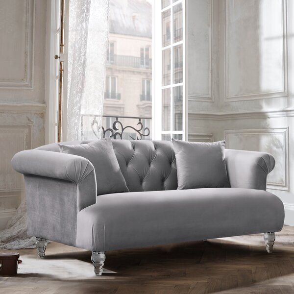 Holiday Shop Kingsville Loveseat by Rosdorf Park by Rosdorf Park