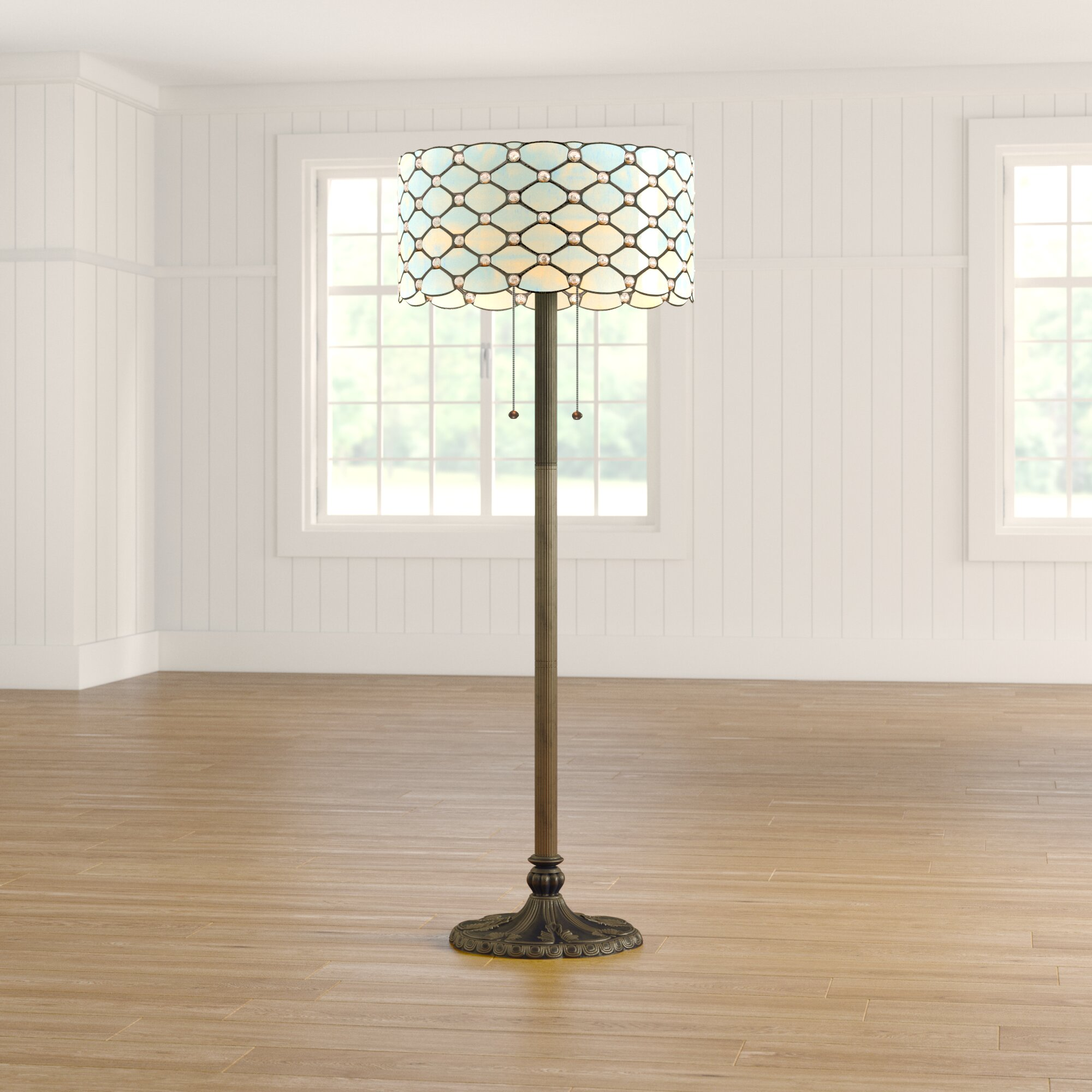 second off metal black with shade nyc floor lamp decor hand