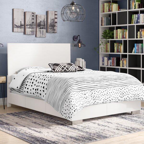 Arius Upholstered Standard Bed by Orren Ellis