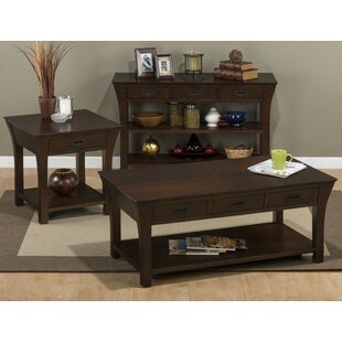 Artisan 3 Piece Coffee Table Set by Jofran
