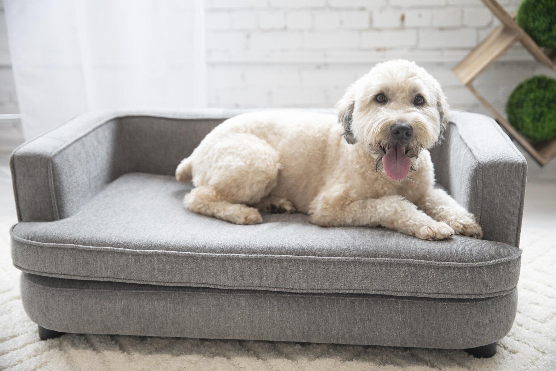 La Z Boy Furniture Bartlett Dog Sofa