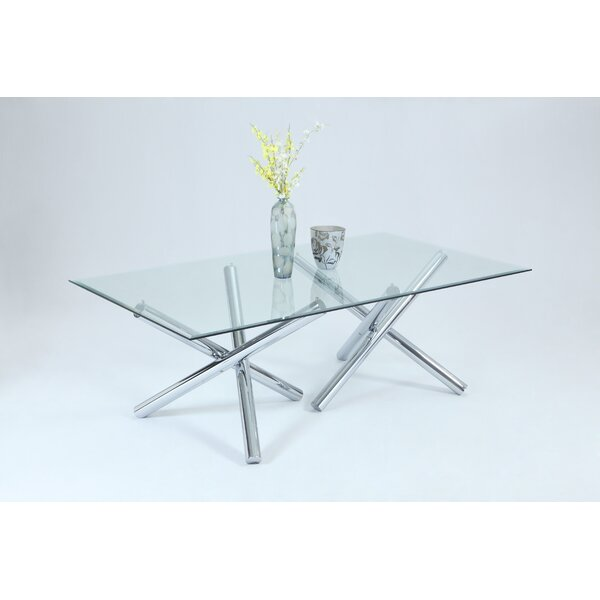 Laisha Dining Table by Orren Ellis