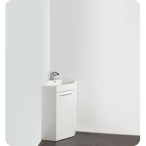 Fresca Corner Bathroom Vanities You ll Love  Wayfair