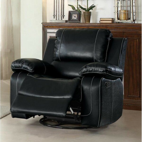 Hendley Manual Glider Recliner by Red Barrel Studio