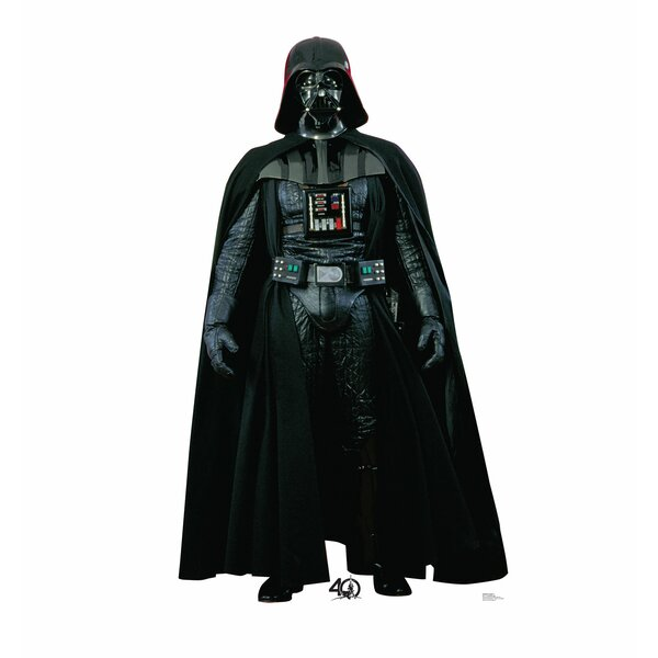 Star Wars 40th Darth Vader™ Standup by Advanced Graphics