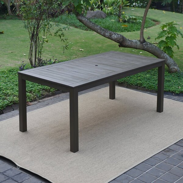 Wirksworth Solid Wood Dining Table by Ebern Designs