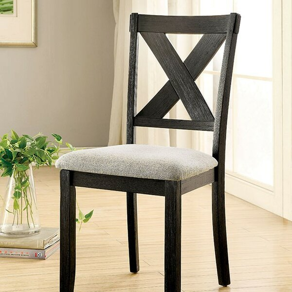 Syd Upholstered Dining Chair (Set of 2) by Gracie Oaks