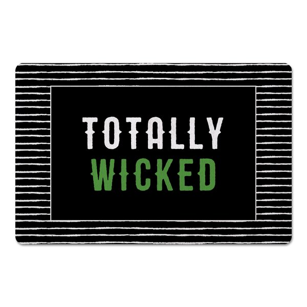 Lakemont Totally Wicked Kitchen Mat