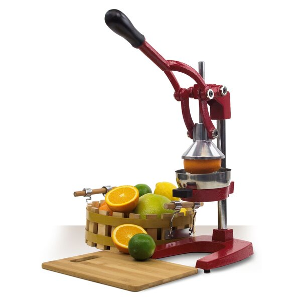 Cast Iron Manual Juicer by Imperial Home