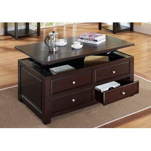 Englishcombe Lift Top Coffee Table with Storage Darby Home Co
