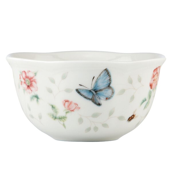 Butterfly Meadow Petite Dessert Bowl Set (Set of 4) by Lenox