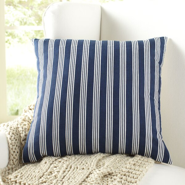 Vaughn Striped Pillow Cover by Birch Lane™