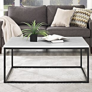 Compare prices Arianna Coffee Table by Williston Forge
