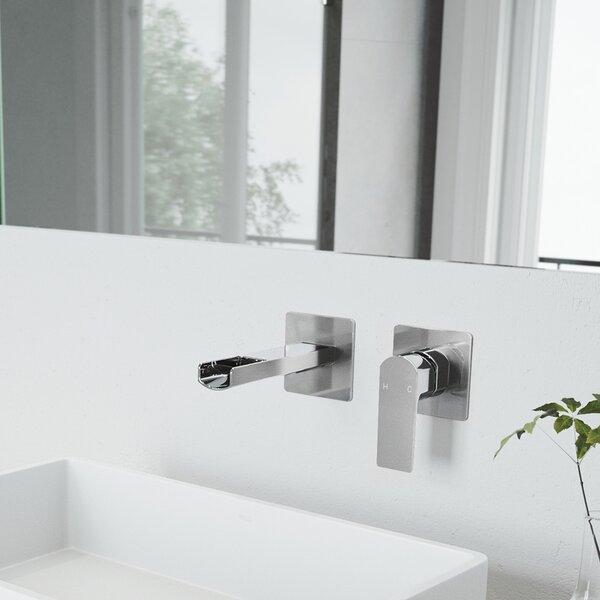 Atticus Wall Mounted Bathroom Faucet by VIGO
