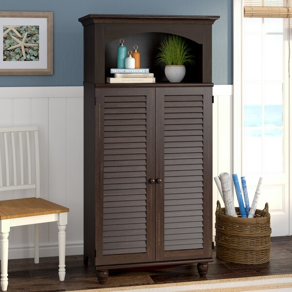 Pinellas Armoire Desk by Beachcrest Home