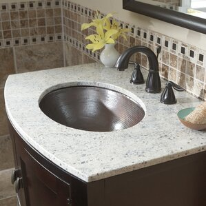 Undermount Glass Bathroom Sink Wayfair