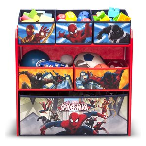 Spider-Man Toy Organizer