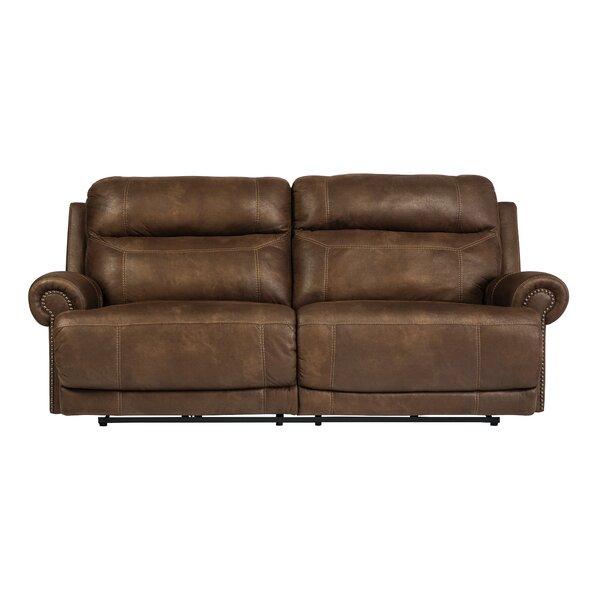 Skeete Reclining Sofa by Red Barrel Studio