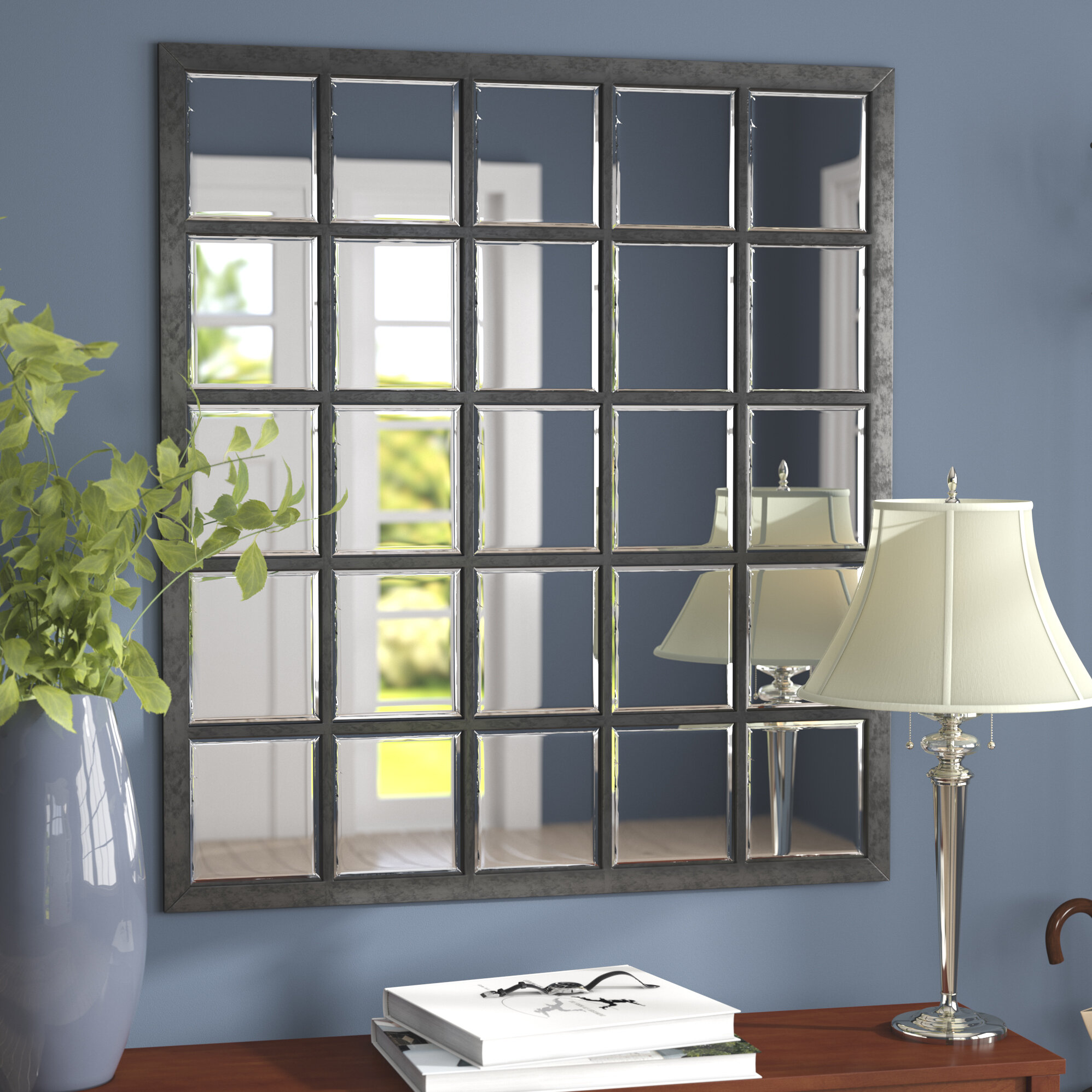 Darby Home Co Accent Window Mirror & Reviews | Wayfair