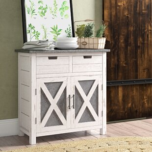 Kathline Wood Console 2 Door Accent Cabinet