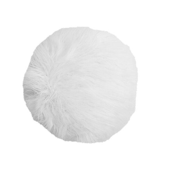 Seleucia Mongolian Throw Pillow by Mercer41