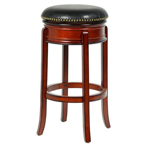Heliodoro 30 Swivel Bar Stool by Darby Home CoHeliodoro 30 Swivel Bar Stool by Darby Home Co