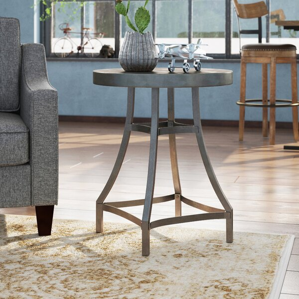 Marchesi End Table by Trent Austin Design