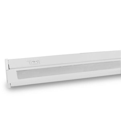 Agilis 12 LED Under Cabinet Bar Light by Deco Lighting