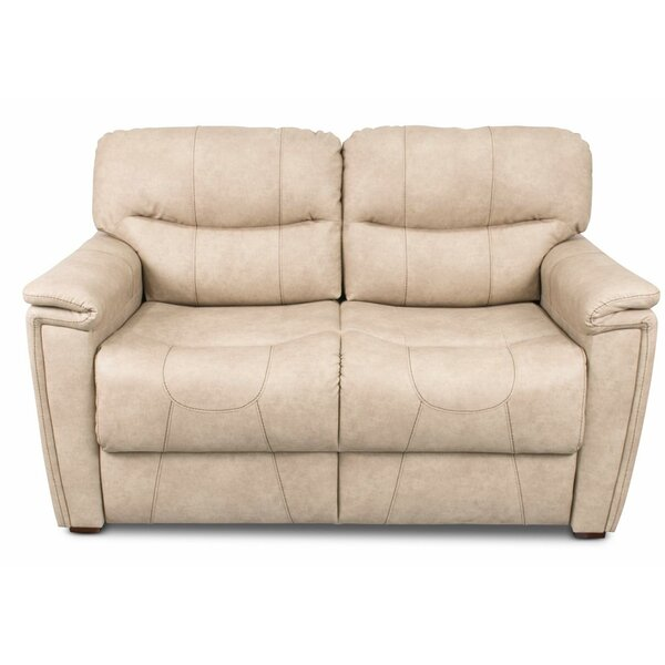 Review Trifold Reclining Loveseat