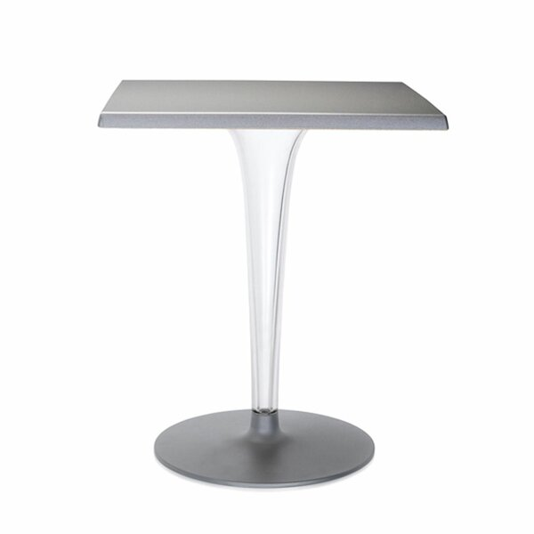 Top Top Plastic/Resin Bar Table by Kartell