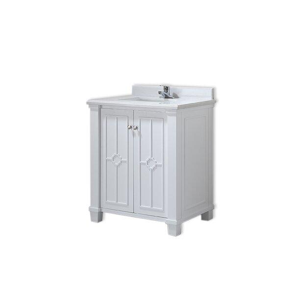Positano 29 Single Bathroom Vanity Set by Ove Decors