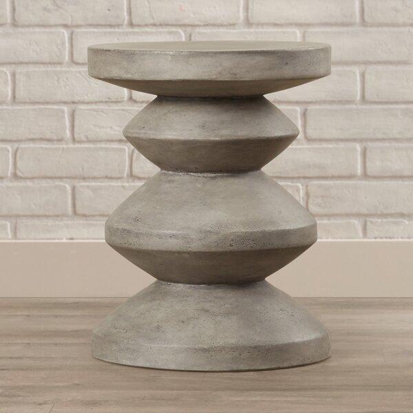 Spitler Mixt Athen End Table By Trent Austin Design