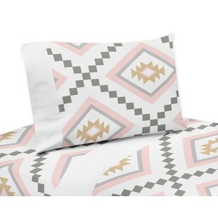 Shop Aztec Geometric Sheet Set BySweet Jojo Designs
