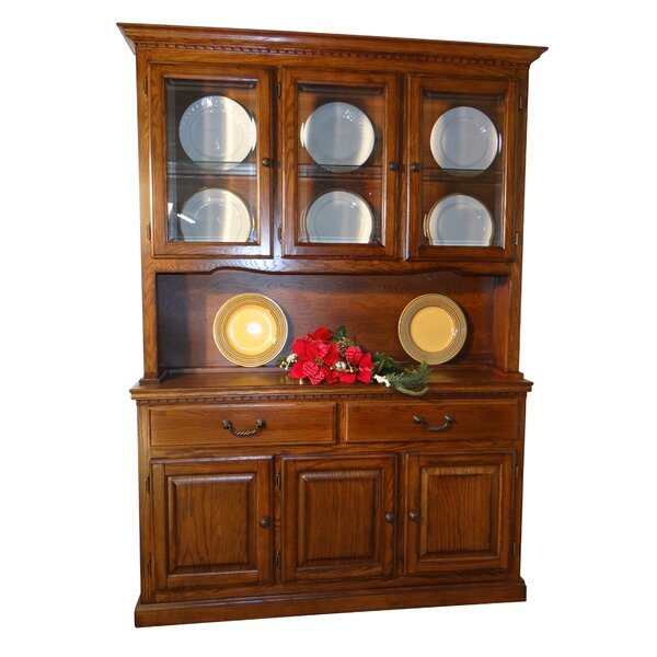 Devault China Cabinet By Darby Home Co Great Reviews