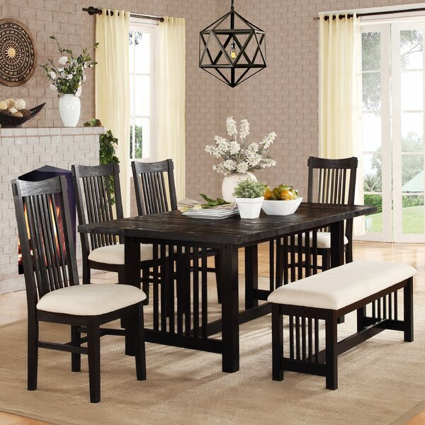 Irrington Extendable Dining Table by Woodhaven Hill