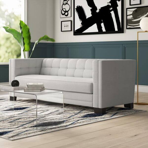 Modern Collection Rolland Sofa by Mercury Row by Mercury Row