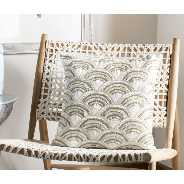 Anadarko Cotton Throw Pillow by Bungalow Rose