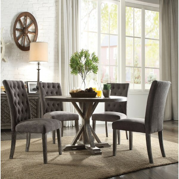 Casey 5 Piece Dining Set by Andrew Home Studio