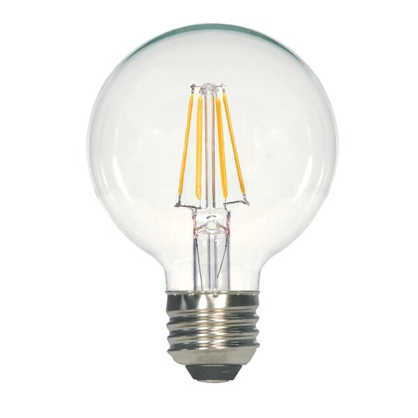 4.5W E26 LED Vintage Filament Light Bulb by Satco