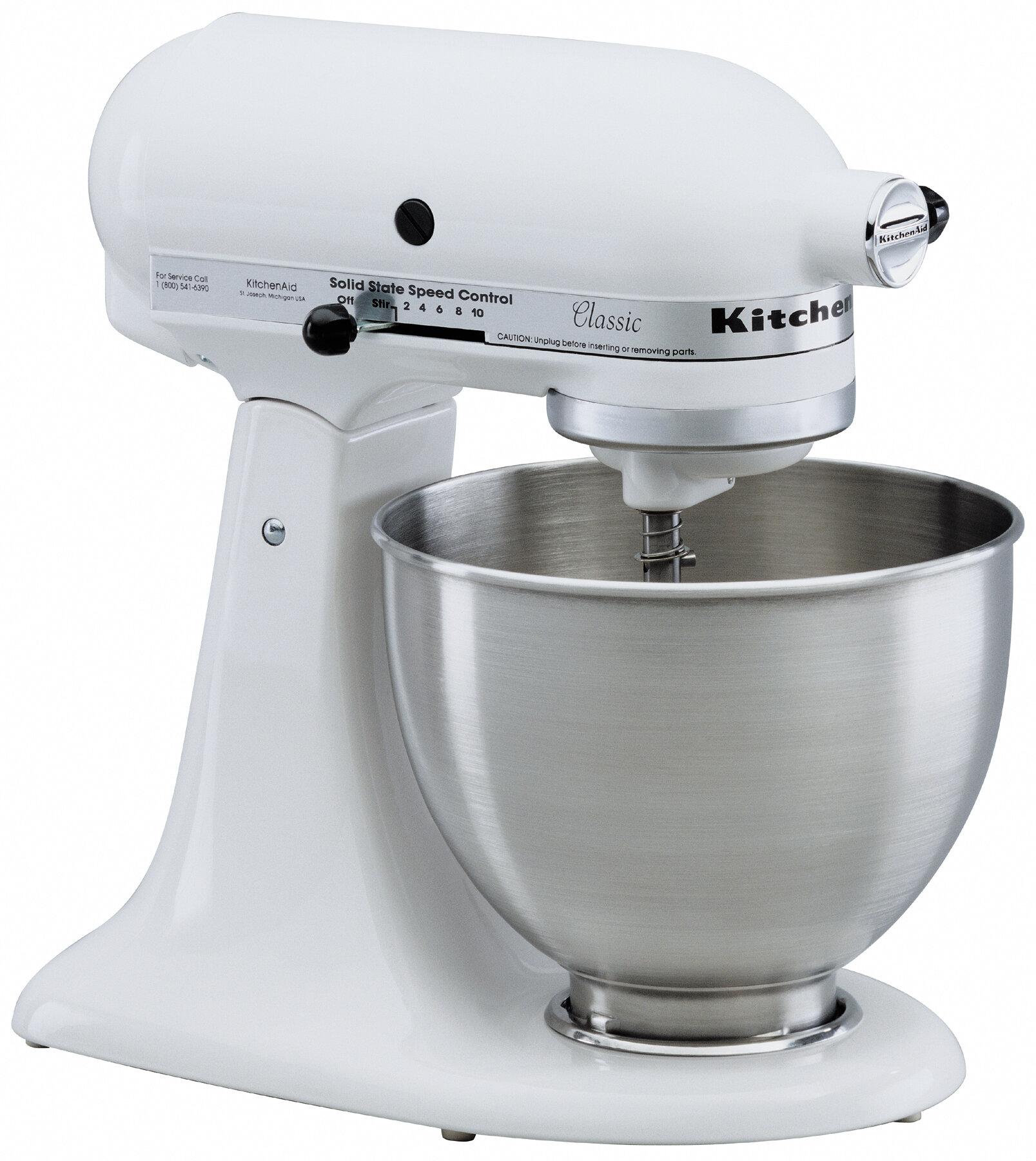 KitchenAid Classic Series 10 Speed 4.5 Qt. Stand Mixer