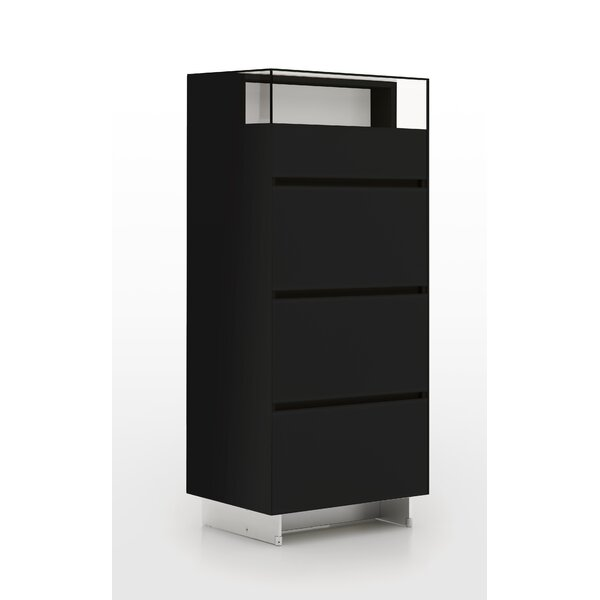 Frux 4 Drawer Chest by Argo Furniture