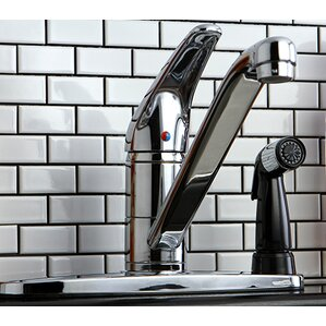 Kingston Brass Single Handle Kitchen Faucet