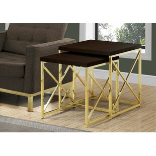 Lees 2 Piece Nesting Tables