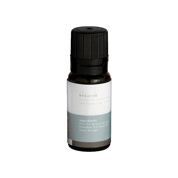 Aromasteam Breathe 10ml Essential Oil by Mr. Steam