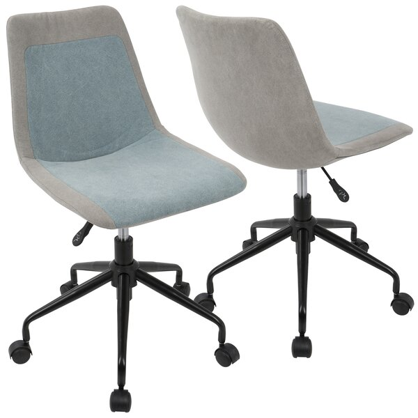 Paxton Mid-Back Desk Chair by Wrought Studio