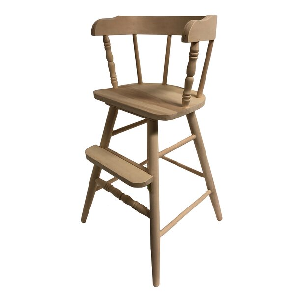 Givens Solid Wood Dining Chair by Breakwater Bay