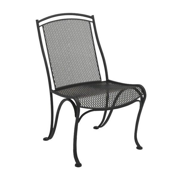Modesto Patio Dining Chair By Woodard