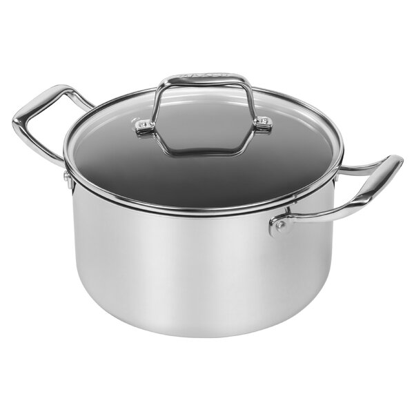 5-qt. Aluminum Round Dutch Oven by MAKER Homeware™